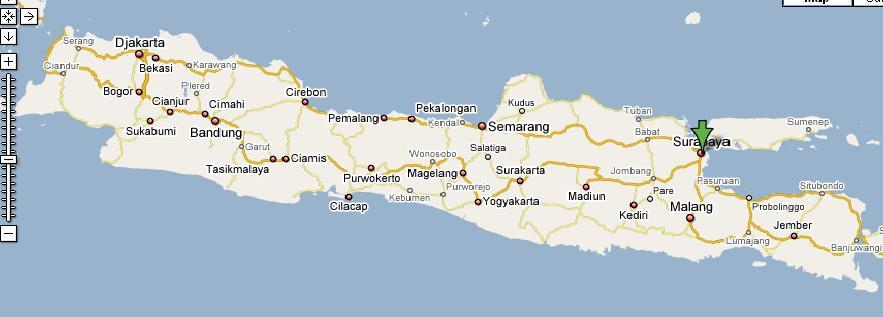 Pulau Jawa New Calendar Template