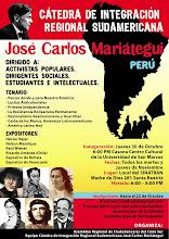 Cátedra Suramericana 2008
