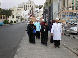 Jalan Jalan di Jeddah