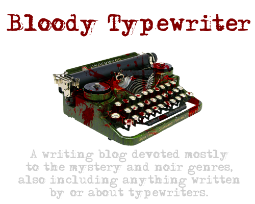 Bloody Typewriter
