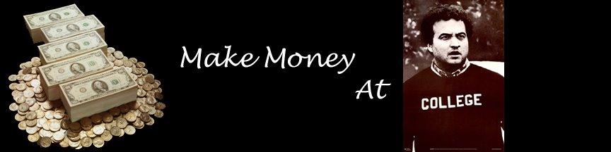 Make Money At College