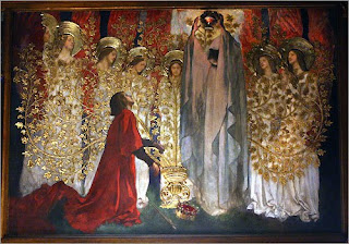 Sir Galahad, by Edwin Austin Abbey
