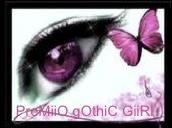 Premio de gothic girlS