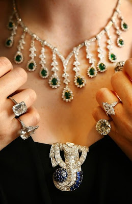 Diamond Jewellery Models Beautiful Photos