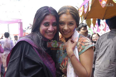 Tv Stars Holi Celebration
