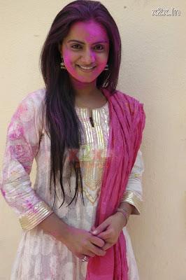 Tv Stars Holi Celebration