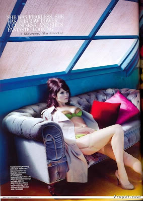 gemma arterton photo shoots