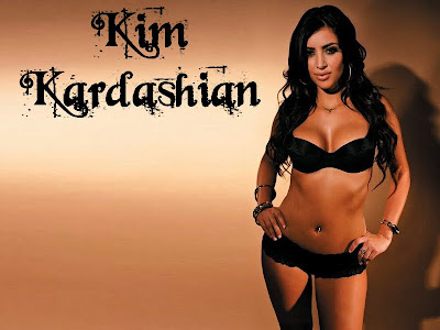 Kim Kardashian's WallPapers