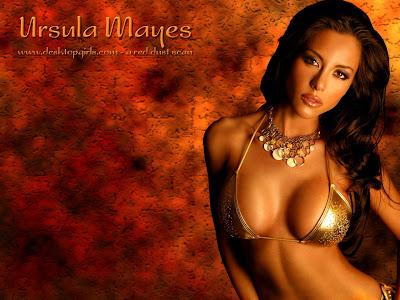 Ursula Mayes Saxy Pics