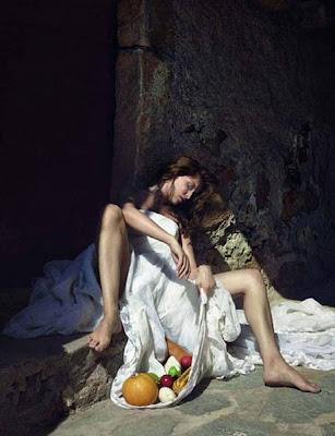 Laetitia Casta Vogue Paris 6