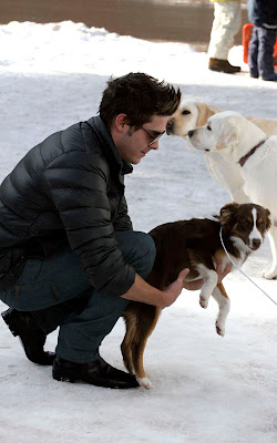 Zac Efron's Dog Day Afternoon