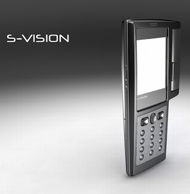 S-Vision Projector Phone