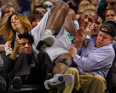 Best Sports Photos Of 2009