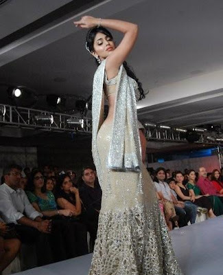 Shriya At Chennai Fashion Week