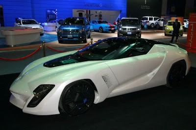 International Motor Show (Dubai)