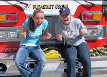 Cailey and I Love Firetrucks!