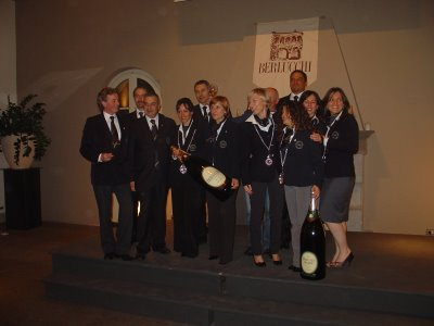 2009 . Consegna diplomi Sommelier Ais
