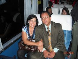 Pr.Júlio e Pra. Eliana