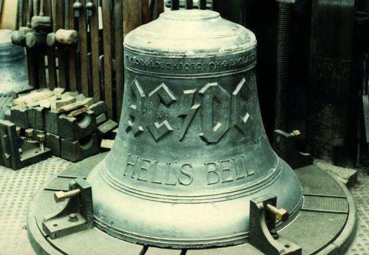 hells bells bell