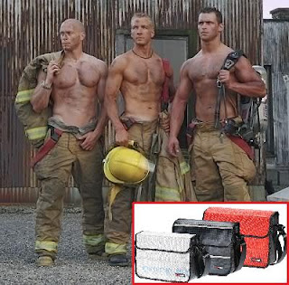 sexy firefighter thank you for your add