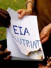 Alutrint EIA: poor science, absent cost-benefit analyses, a Public Relations Gimmick