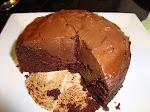 Torta Tentadora de Chocolate y zanahoria
