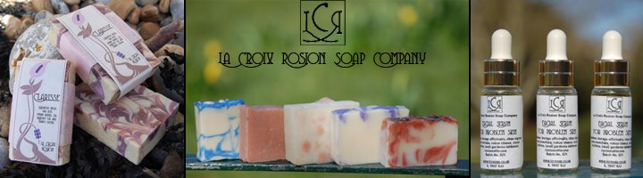 Soaps, creams, lotions and potions by lcr soap