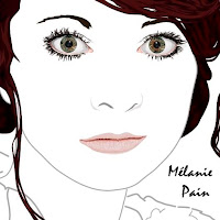 Mélanie Pain - Mélanie Pain (2009) Acoustic, Alternative, Chillout, Cover version, Downtempo, New Wave