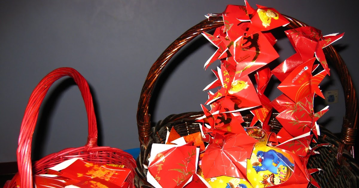 Homemade Chinese New Year Decorations From Angpow Paper Parenting Times
