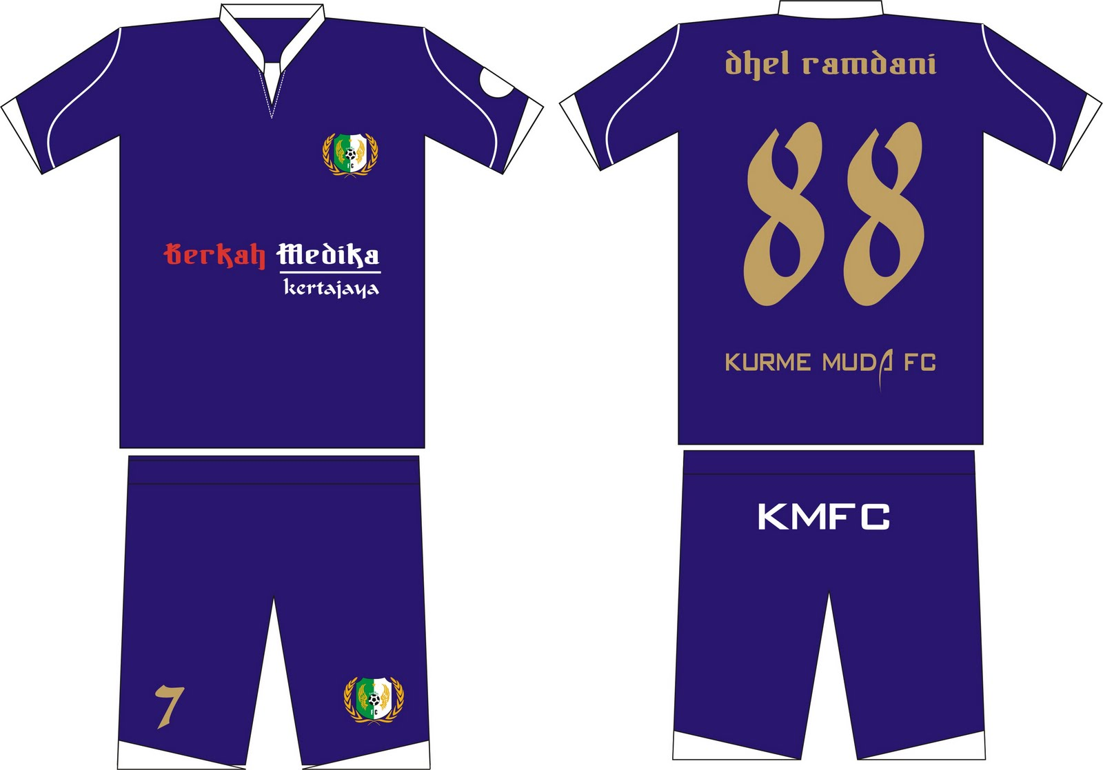 Kurme Muda Football Club Mei