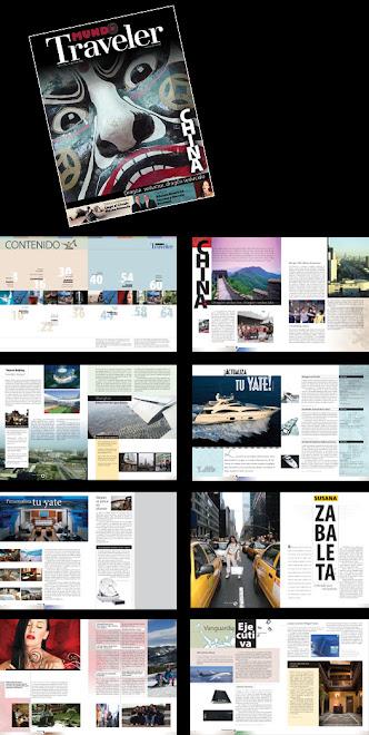 Revista Mundo Traveler/ Mundo Ejecutivo