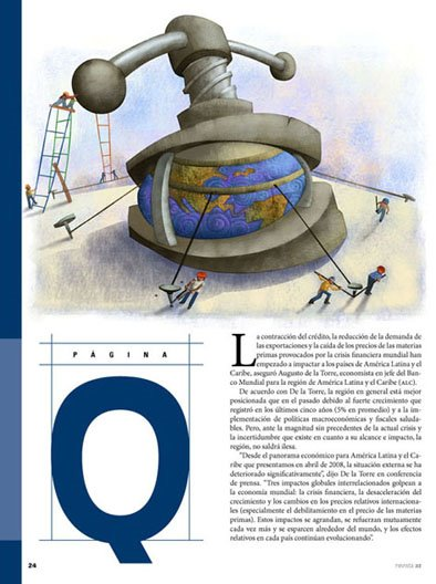 Revista AZ, diciembre