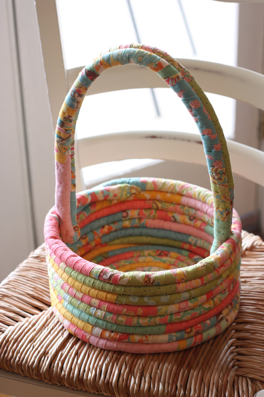 With spinkles on top a tisket a tasket a handmade easter basket - Site de bricolage pour adulte ...