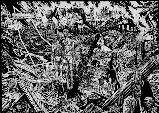 Art by John Totleben. Click fo' mek beegah!