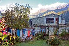 Notre maison à Larjung