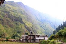 Notre maison à Ghasa