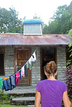 Notre maison à Tatopani