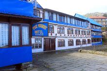 Notre maison à Ghorepani