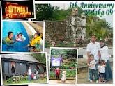 5th Anniversary Trip