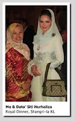 Me & Dato' Siti