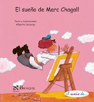 El sueño de Marc Chagall, Alberto Urcaray