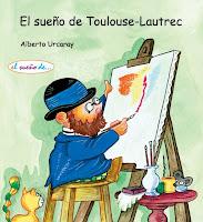 El sueño de Toulouse-Lautrec, Alberto Urcaray