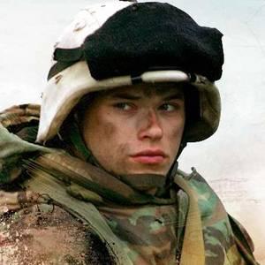 Kellan in military