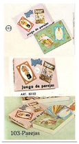 Baralho de cartas Nancy (Juego de Parejas)