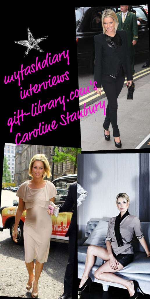 Interview with the Gift-library.com's Founder, Caroline Stanbury ...