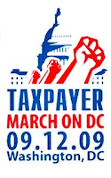 The Taxpayer March on Washington DC