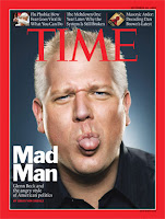 Glenn Beck on cover of TIME Magazine