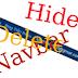 Ẩn hoặc xóa thanh điều khiển (Navbar) của blogger