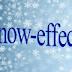 Tạo tuyết rơi trên blog