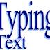 Tạo dòng chữ chạy kiểu đánh văn bản